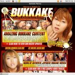 Bukkake TV Membership Account