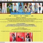 Jeansmodel 密码