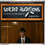 Sordid Auditions V2 Brutal