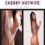 Account For Cherry Hot Wife