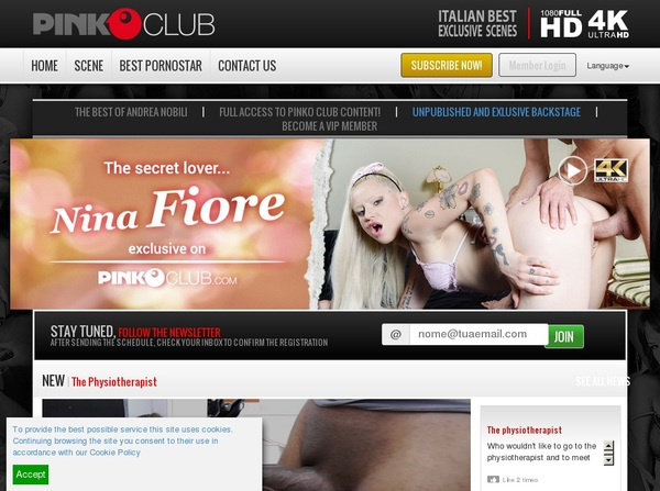 Pinkoclub.com Site Discount